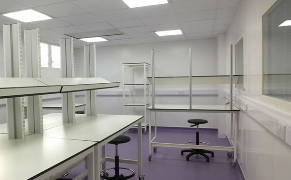Class 7 Cleanroom